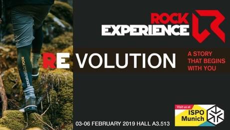 Rock Experience auf der ISPO 2019