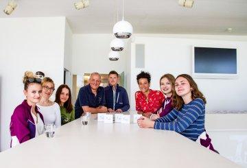 Projekt mit TheoPrax-Team vom Bundesgymnasium Gmunden