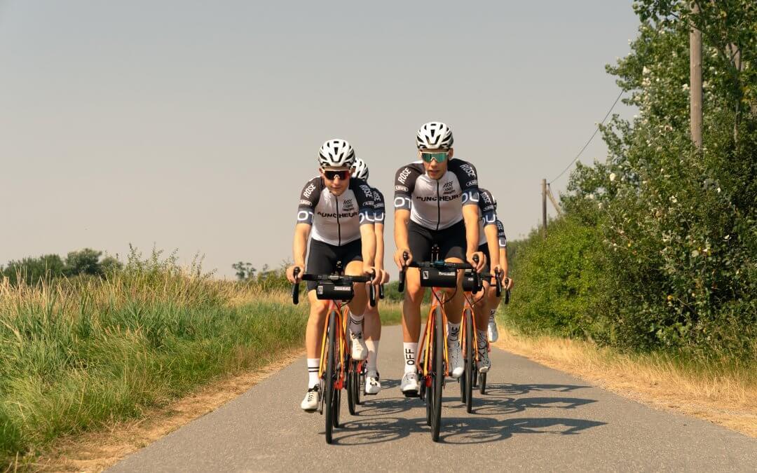 Ausstattung Radteam Puncheurz